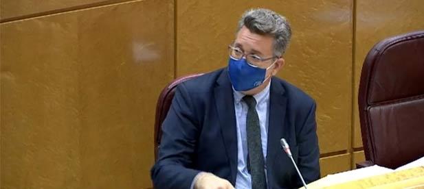"""Vicente Martínez: """"Desde el PP queremos que se defienda el conjunto de la costa de la provincia y se atienda de una vez con obras que frenen la regresión"""""""