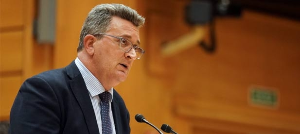 """Vicente Martínez Mus, senador del PPCS, presenta por registro consulta al Senado a fin de """"atender una prioridad que provoca pérdidas económicas por la dejación del PSOE"""""""