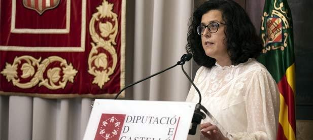 """La diputada provincial del PP, Nieves Martínez, presenta un escrito en el que solicita el detalle de una gestión """"que es evidente que no ha tenido ninguna trascendencia. Hoy el CICU tiene los días contados en Castellón por su culpa"""""""