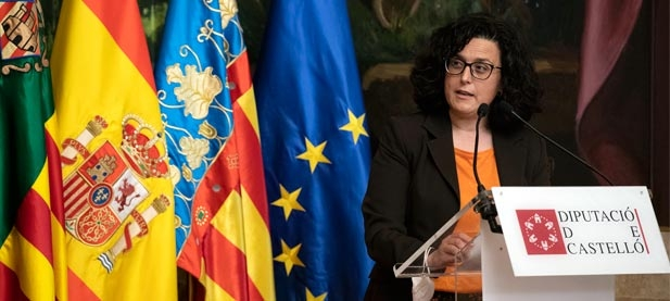 """La diputada provincial del PP, Nieves Martínez, """"lamenta que el PSOE se quede solo y demuestre que no apoya a los profesionales. El CICU es vital y salva vidas. No lo olviden"""""""