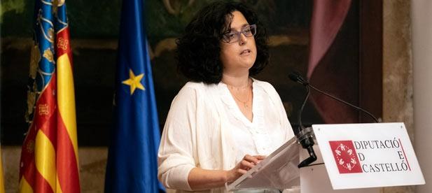 """Nieves Martínez, diputada provincial del PPCS, reclama el CICU para Castellón, la cámara hiperbárica que el PSOE ha cerrado y """"la sanidad que esta provincia merece"""""""