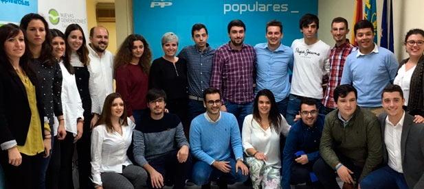 """Blay: """"El Partido Popular defiende la unidad de España, la libertad y la estabilidad frente al PSOE que se ha convertido en el caballo de Troya del independentismo"""""""