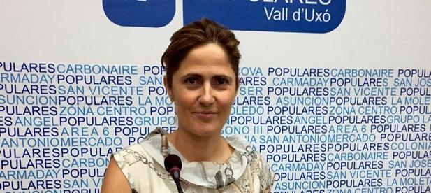 """Salvaodr: """"Presentamos una moción para que de los 851 millones de euros adicionales que el Gobierno de España destinará a la Comunitat Valenciana, una parte se destine a la construcción del nuevo colegio"""""""