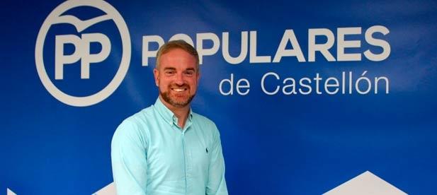 """Clavell: """"Pedimos a Pedro Sánchez que la próxima vez que venga a Castellón, en lugar de irse de juerga, se preocupe por el futuro y la prosperidad de nuestra provincia"""""""