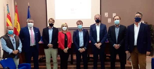 Los populares se reúnen con la Asociación de Envasadoras para reclamar cambios que no son asumibles para el sector en un acto celebrado en Artana