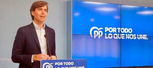 El vicesecretario de Comunicación, Pablo Montesinos
