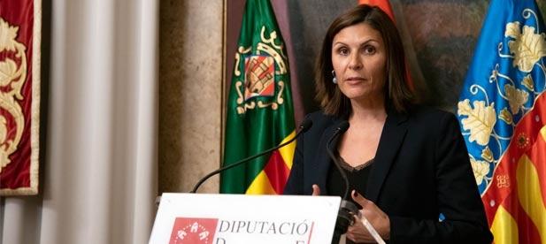 """La diputada provincial del PPCS, Mª Ángeles Pallarés, reivindica """"el mayor foco para el norte de Castellón, porque frente al maltrato que ejerce el PSOE merece los recursos"""""""
