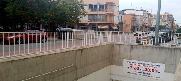 El PP pide al PSOE la construcción de un aparcamiento subterráneo no genere ahora un cargo extraordinario a las familias.