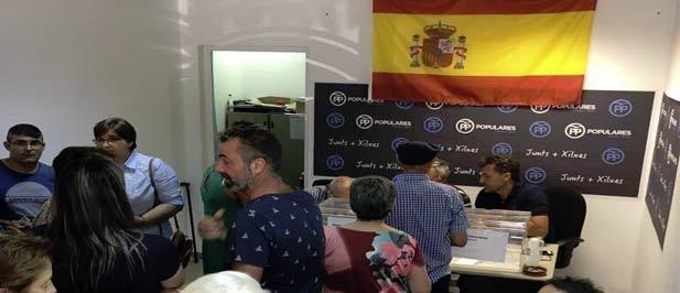 """Martínez: """"El proceso ha suscitado mayor interés entre los afiliados que se han pasado por las sedes a inscribirse en numero superior a los anteriores procesos regional y provincial"""""""