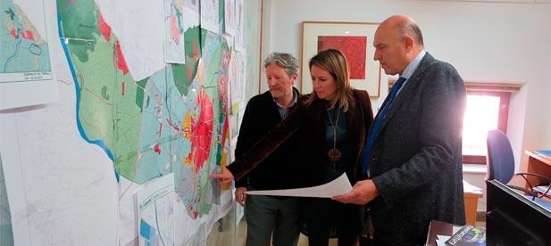 Los populares han analizado el documento urbanístico con asociaciones, empresas y profesionales del tejido productivo local y han presentado alegaciones