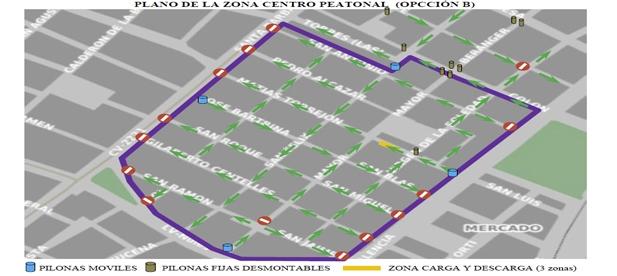 El PP de Nules ha hecho un llamamiento para recabar su opinión sobre el cierre al tráfico previsto en el casco urbano.