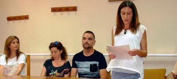 La Fiscalía de Castellón ha admitido a trámite una denuncia del Partido Popular de Navajas contra la alcaldesa de la localidad, Patricia Plantado (AxN)