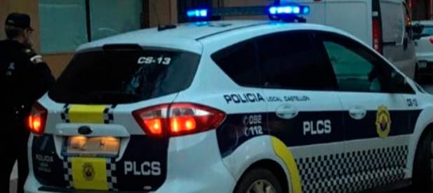 """Carrasco: """"Hacen falta al menos 30 efectivos más de la Policía Local, porque hay noches en las que sólo hay 2 patrullas para vigilar todo el término de Castellón"""""""
