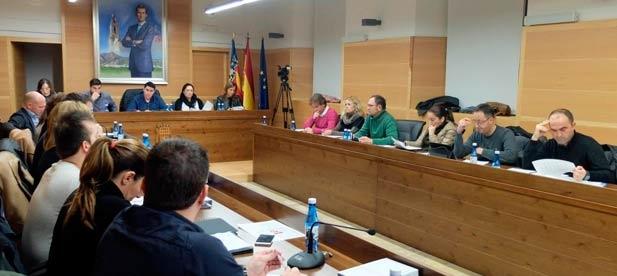 """García: """"Solo la Diputación Provincial, pese a las críticas directas del alcalde, que no ha dudado en reprobarla, es la institución que tiene en cuenta a nuestros ciudadanos e invierte en la mejora, promoción y servicios de Nules"""""""