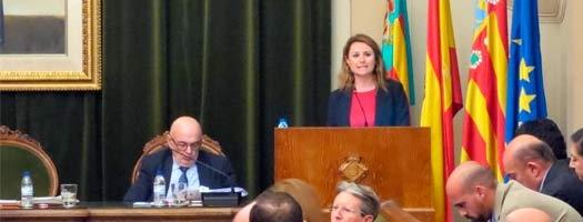 """Carrasco: """"Una alcaldesa que no acate una decisión democrática, fruto de una voluntad aplastante de 20 concejales frente a sólo 7, carece de legitimación para ostentar el cargo"""""""
