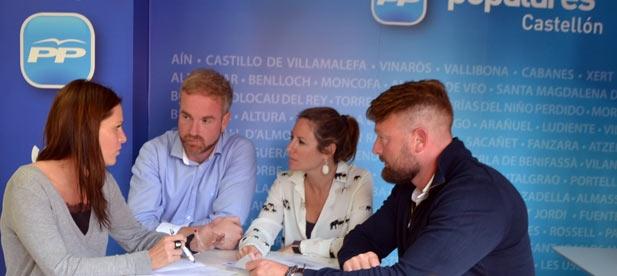 El PP aposta per un model lingüístic integrador en la província i a la Comunitat Valenciana