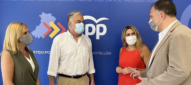 """Pon """"Desde el PP defendemos que los Fondos Europeos deben llegar a los municipios, a los ayuntamientos y a las empresas"""""""