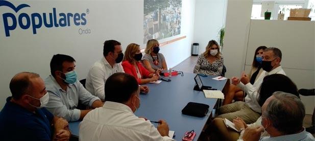 """Salvador Aguilella, diputado provincial del PPCS, reclama """"el sacrificio por una tierra que merece la pena frente a quienes se apoltronan en sus despachos y están de vacaciones permanentes"""""""