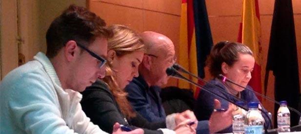 Ester García ha denunciado la falta de transparencia del gobierno socialista