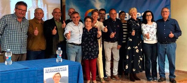 """Barrachina: """"El Alto Palancia necesita alcaldes del PP que defiendan a sus vecinos"""""""