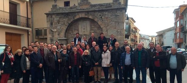 """Barrachina: """"Sólo un partido arraigado en toda la provincia de Castellón puede defender los intereses de los 135 municipios"""""""