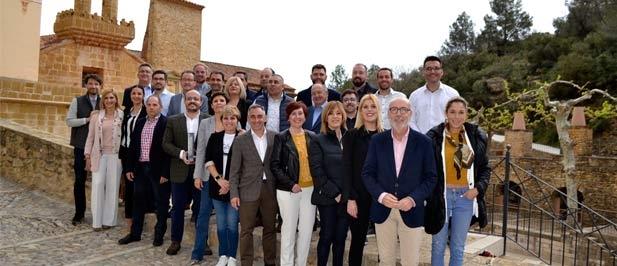 """Barrachina (PP): """"El PP es el partido que más se parece a Castellón y por eso podemos presentar candidatos en los 135 municipios"""""""