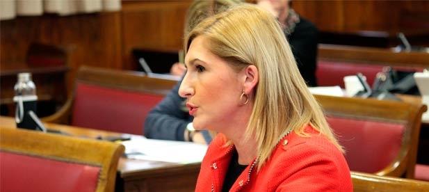 """Pradas: """"Las únicas políticas de la izquierda pasan por no confiar en la provincia de Castellón"""""""