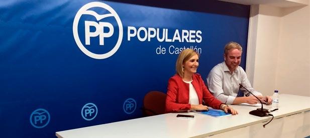"""Pradas ha denunciado """"el grave bloqueo al que ha sometido Sánchez y el PSOE a la provincia"""""""