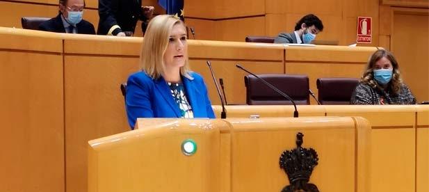 """Salomé Pradas: """"El PP defiende los intereses generales de la provincia de Castellón y por eso exigimos que se cree una partida real en estos presupuestos"""""""