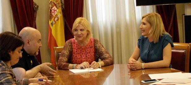 Las senadoras populares han puesto en valor el trabajo llevado a cabo en la Comisión de Políticas Integrales de la Discapacidad.