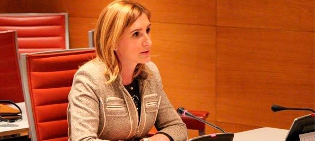 """La portavoz del PPCS, Salomé Pradas, lamenta que el sistema aprobado por la izquierda prive a la Comunitat Valenciana de 123 millones de euros """"que son recursos a los que tienen derecho los castellonenses"""""""