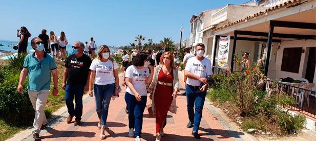 """Pradas: """"Sánchez debería gobernar para proteger un patrimonio único, no para destruirlo. Mientras él quiere malgastar dinero en derribos, desde el PP de Castellón pedimos inversiones que protejan nuestra costa"""""""