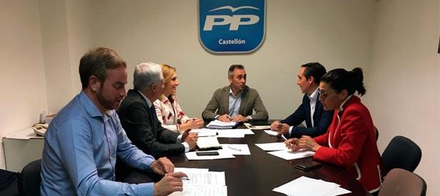 """Barrachina: """"El PP, después de paréntesis de inversión del PSOE, es el que vuelve a apostar por esta provincia y por las infraestructuras útliles para Castellón"""""""