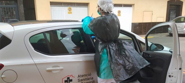"Carrasco: ""Han cerrado hasta 7 centros de salud e por la falta de previsión e improvisación, porque faltan médicos para atender a la población"""