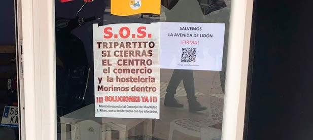 """Carrasco: """"Desde el PP decimos 'No' a la reforma de la Avenida de Lidón que la alcaldesa está empeñada a realizar, pese a contar con una mayoría de castellonenses en contra"""""""
