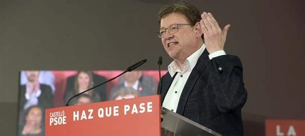 """El Fondo de Cooperación para municipios turísticos, dotado con 1,5 millones de euros, tampoco se ha pagado. """"Diputación debe exigir el cobro, no blanquear a Ximo Puig"""""""