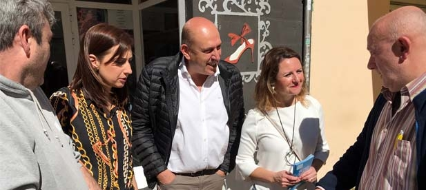 """Carrasco: """"Hacemos una política a pie de calle y escuchamos de las reivindicaciones de los castelloneses, no como el bipartito que vive alejado de la realidad"""""""