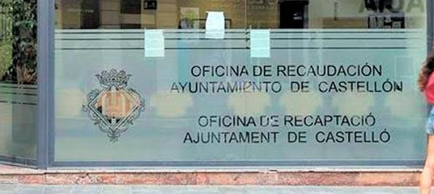 La propuesta de aplazamiento de impuestos municipales se une a la activación de otras  medidas encaminadas a ayudar a las pymes y autónomos de la capital de la Plana