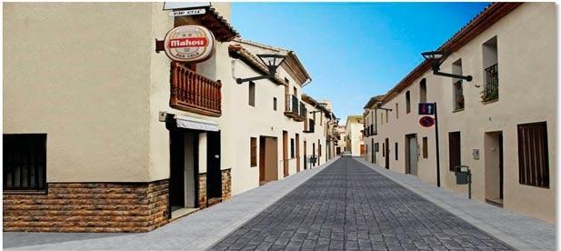 El poblado amurallado de Mascarell, en Nules, sigue esperando que los cuatro partidos que gobiernan la localidad cumplan la promesa anunciada hace dos años