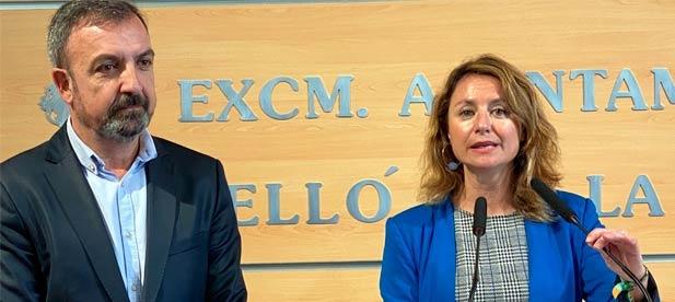 """Carrasco: """"Las peleas internas entre PSPV, Compromís y Unidas Podemos han convertido el Ayuntamiento de Castellón en 'La Casa de los Lios' y sus constantes problemas de organización"""""""