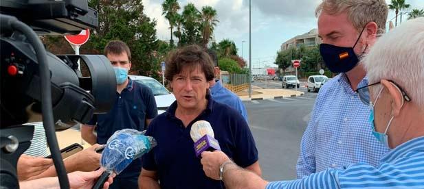 """José Antonio Redorat, presidente del PP en Benicarló, reivindica """"las políticas útiles que aseguran recursos básicos, como la sanidad, amplían los Cercanías o eliminan peajes"""""""