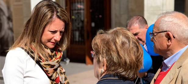 """Carrasco: """"Es fundamental que el Ayuntamiento de Castellón ponga a las personas y, especialmente, a los más mayores, en primer lugar"""""""