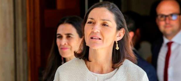 Los populares critican que la ministra de Industria visite Castellón sin ni siquiera nombrar al sector más importante de la provincia