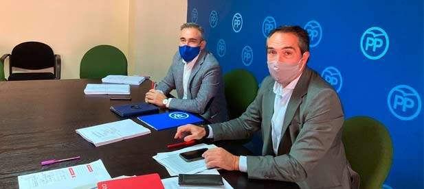 Los populares lamentan que Castellón solo consiga el 7% del total de las inversiones y acusan a Ximo Puig de castigar a la provincia mientras sube el gasto en chiringuitos y asesores