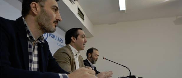 """Ibáñez: """"Queremos que la Comunitat sea un imán de oportunidades y no un repelente como está ocurriendo ahora por culpa de Puig y Oltra"""""""