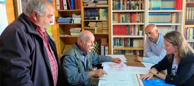 """Carrasco: """"La Ruta Ciudadana nos ha permitido conocer propuestas didácticas de los vecinos del Camí Fondo"""""""