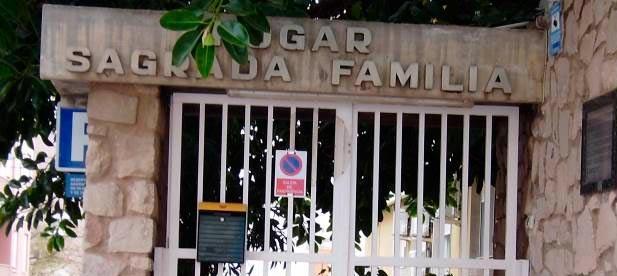 """Tania Baños, calificó de """"triste, injusto, cruel, sangrante e inhumano"""" que los trabajadores del Hogar Sagrada Familia levantaran a los residentes a las 6 de la mañana."""