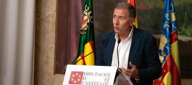 """Sales lamenta que el PSOE utilice el dinero de la provincia para pagar a sus amigos. """"Este es el verdadero código ético del PSOE"""""""