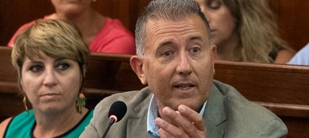 """El portavoz del PP en Diputación considera un """"insulto"""" que quienes encabezaban manifestaciones para exigir una financiación justa ahora amparen el bloqueo de fondos"""