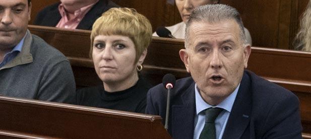 """Vicent Sales: """"La Diputación debe defender el nombre de la provincia para evitar problemas en el futuro y confusiones"""""""
